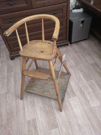 Отдам детский стульчик