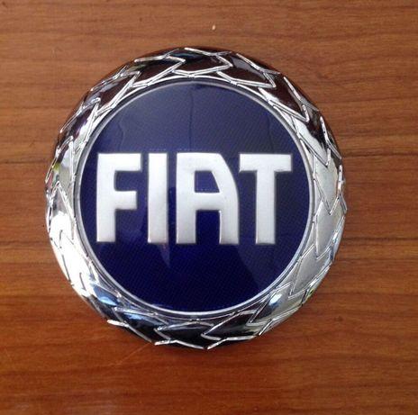 Емблема Фиат/Fiat предни и задни 75/95mm