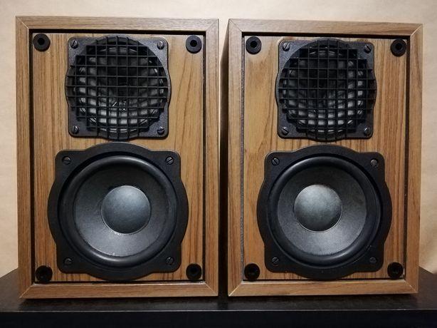 Set Boxe TeleSound - 2cai/60 watt/4 ohmi/Lemn -Vintage/Impecabile/RFG