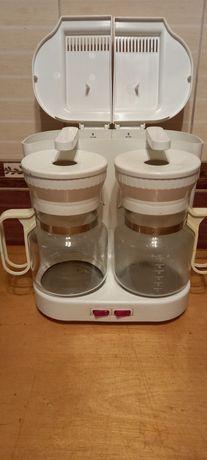 Кофеварка производство Германия. Две колбы.