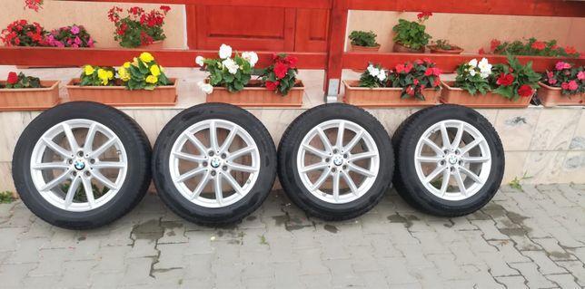 Jante BMW X1 F48 X2 Seria 2 cu Cauciucuri iarna Continental