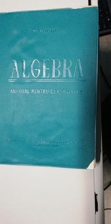 Algebra manual pentru clasa a VIII-a