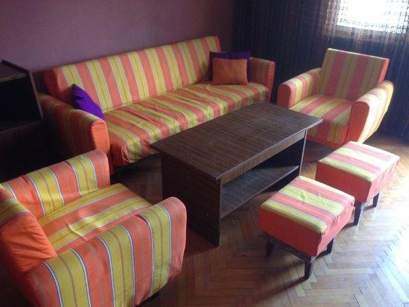 Обзавеждане за апартамент, легла, гардероби, холова гарнитура, маси
