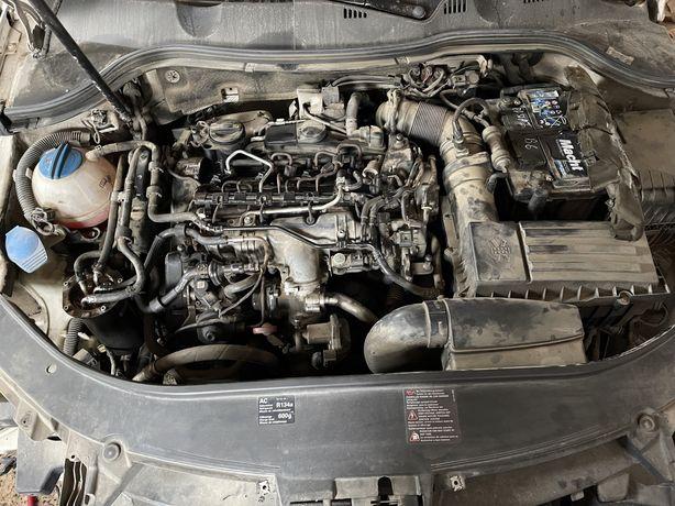 Vand motor Volkswagen 2.0 tdi 140cp CBA