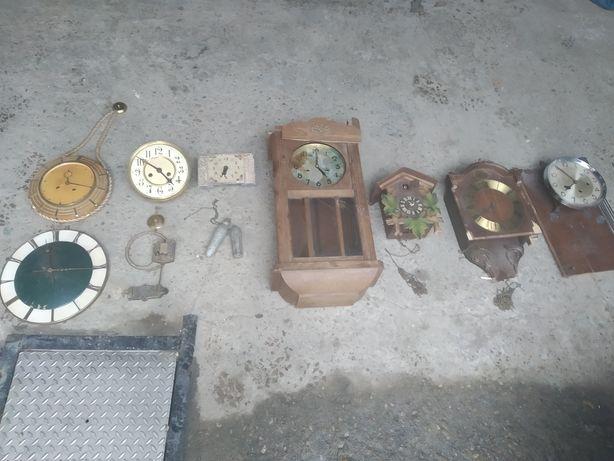 Vind ceasuri vechi 8 buc maden Germania