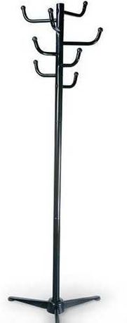 Вешалка Кактус 180см, 8 крючков напольная вертикальная в прихожую