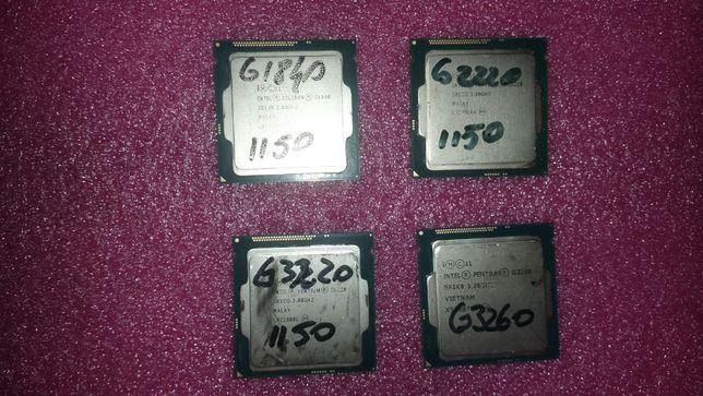 Procesor socket 1150 Haswell G1840 G3220 G3260