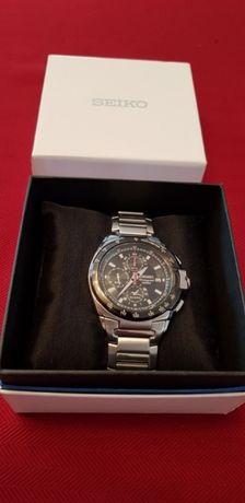 Ceas Seiko chronograph, alarma, quartz