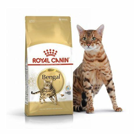Корм Royal Canin для бенгальских кошек 2 кг.