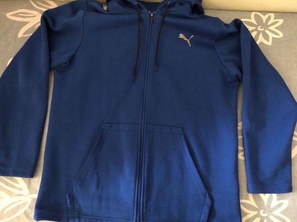 Puma и Adidas ZNE горнище XL 120