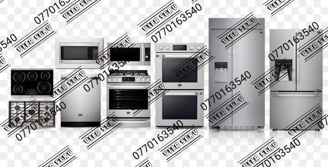 Reparatii frigidere,masini de spalat si toata gama de electrocasnice
