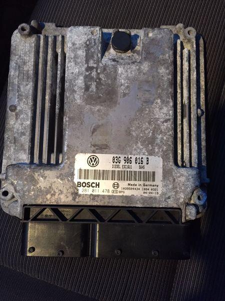 Компютър за VW с. Нова махала - image 1