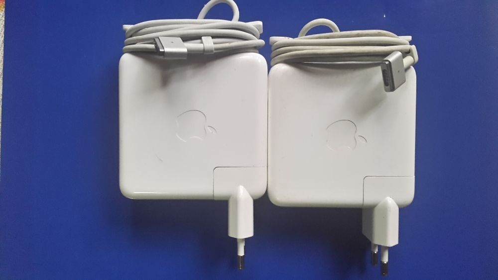 Incarcatoare Apple Magsafe 2 Originale 45W,60W,85W mufa tip T 5 pini Timisoara - imagine 1
