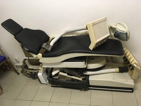 Стоматологичен стол Siemens