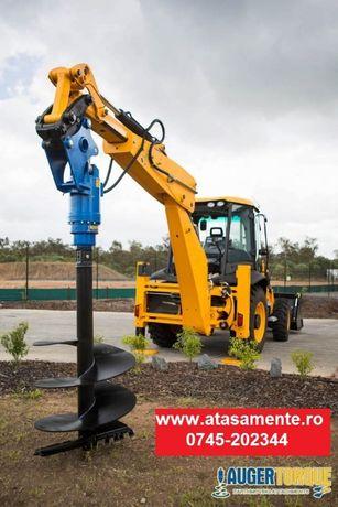 Foreza hidraulica pentru Buldoexcavator JCB, Komatsu, Case, CAT