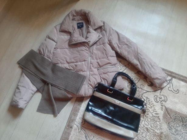 Фирменные Куртка пальто плащ жилет безрукавка