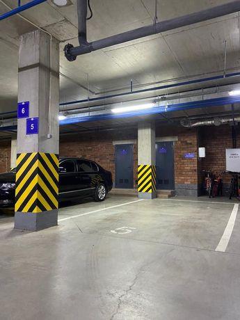 Паркинг в ЖК Арнау 7 (парковочное место)