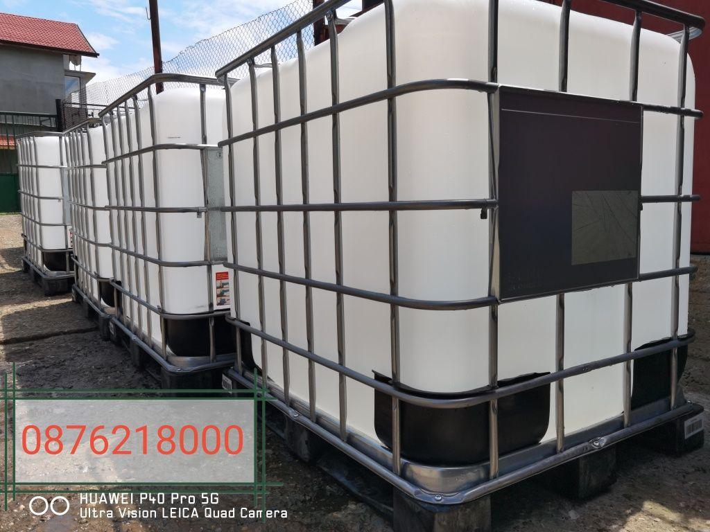 Бидони/Резервоари /Цистерни 1000 литра от различни суровини!