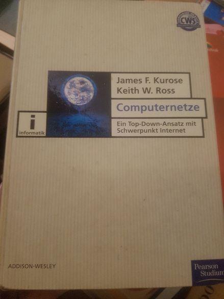 Компютърни мрежи, учебник на немски език