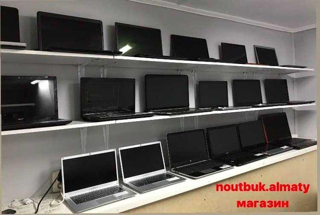 Ноутбуки в магазине noutbuk.almaty для учебы,офиса,графических пр игр