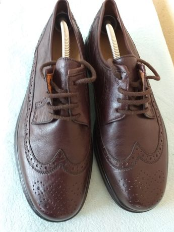 Pantofi Sioux nr 45 piele naturală