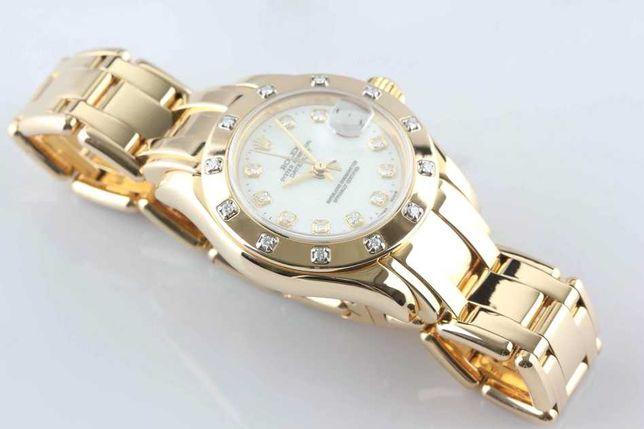 Эффектные Часы Женские Наручные Rolex Date