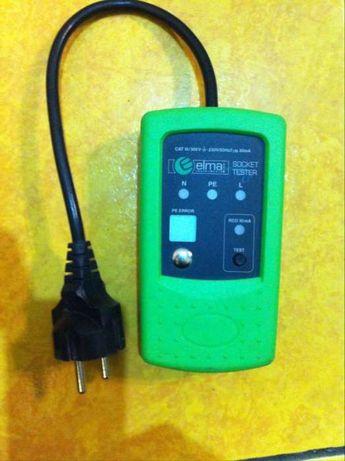 elma socket tester