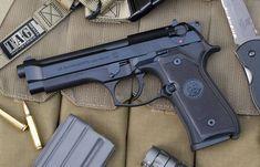 # Pistol PUTERNIC Airsoft Beretta/Taurus => Co2 AER COMPRIMAT