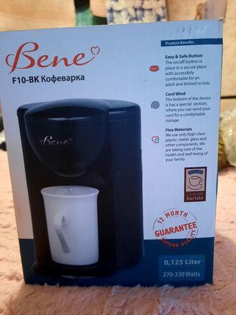 "Кофеварка "" BENE F 10-BK"" Coffee  Maker."