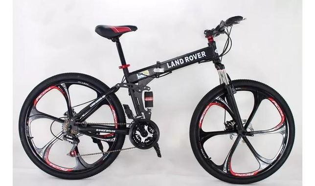 Продам или обмен велосипед Land Rover