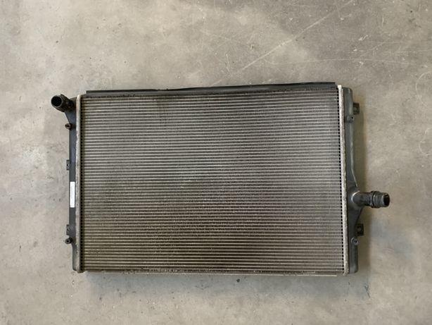 Radiator apa 1.6 tdi Cay, skoda octavia 2 facelift, golf 6, passat b 7