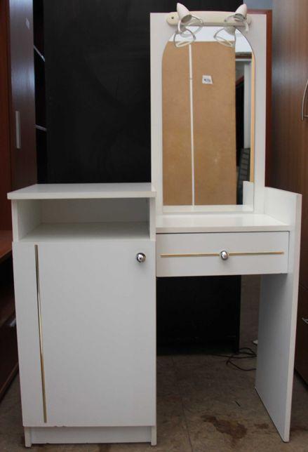 Toaleta de machiaj pentru dormitor; Comoda cu oglinda si lumini