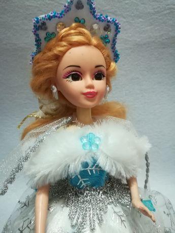 Кукла Снегурочка ручной работы