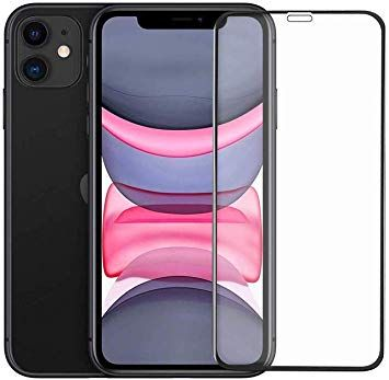 6D стъклен протектор iPhone 12, 12 Pro, 11, 11 Pro, 11 Pro Max