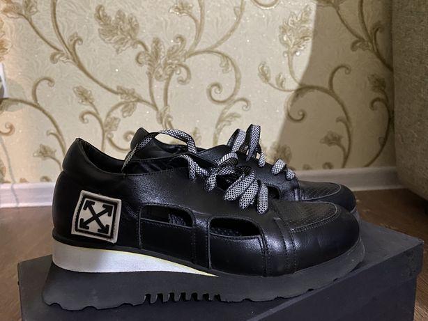 Продам итальянские туфли!