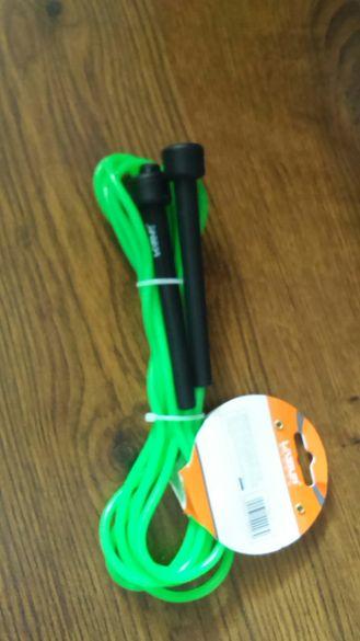 Чисто Ново! Въже за скачане подходящото за кардио фитнес и аеробика!!