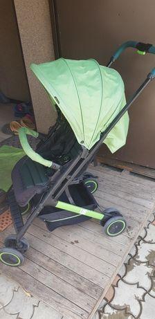 Продам коляску прогулочную happy baby за 18000тг в отличном состоянии