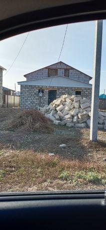 Продам дом в черновом варианте. В мкр Сары-Арка (Деркул ПДП-2)