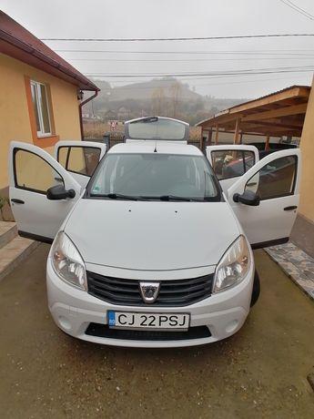 Vând Dacia SANDERO a/c 2012 euro 5 GPL sau schimb cu auto după 2011