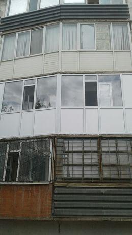 Пластиковые окна,балконы.