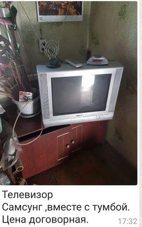 Продам 2 телевизора с пультом
