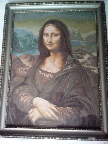 Мона Лиза - гоблен Вилер