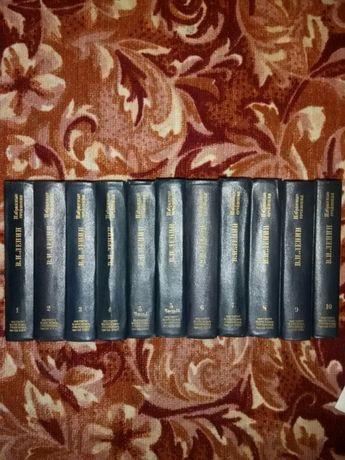 """В.И.Ленин """"Избранные сочинения"""" в 10 томах (11 книг)"""