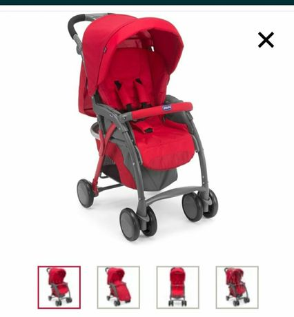 Vand cărucior sport Chicco Simplicity Plus, 0 luni +
