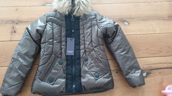 Есенно-зимно яке момиче, размери 8,10,12 години