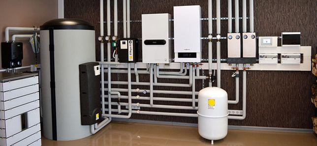 Замена и ремонт сантехники,монтаж отопления,модернизация отопления .