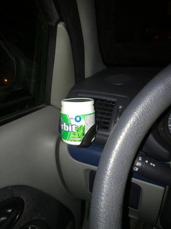Suport auto pentru cutie gume de mestecat