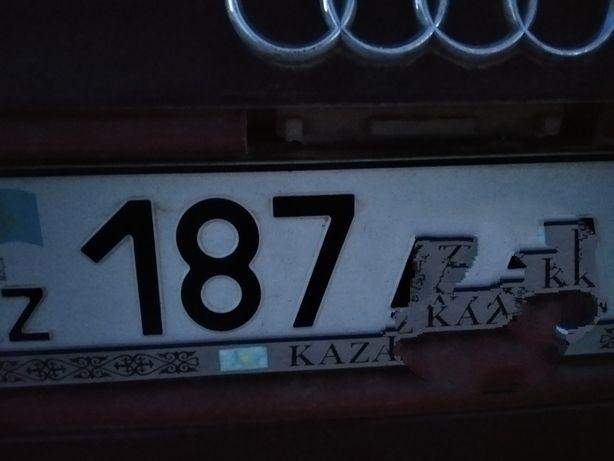 утеряно номер машины