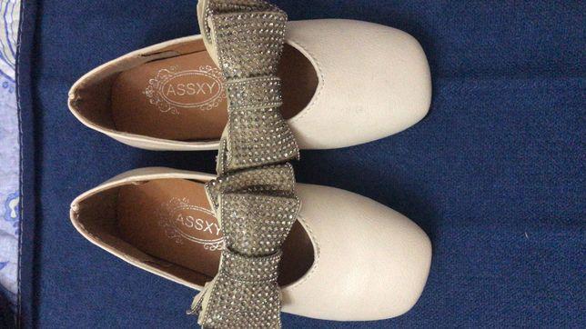 Новые Туфли для девочек