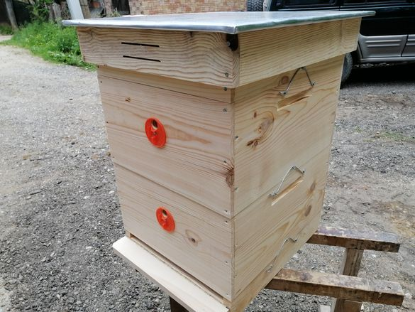 Изработвам пчелни кошери